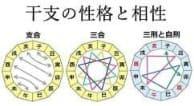 体の相性 九星気学